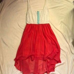 Daytrip High-Low Dress